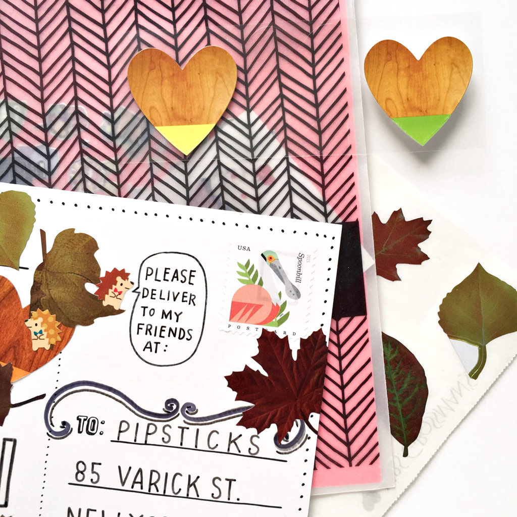 Falling For Stickers with Merissa