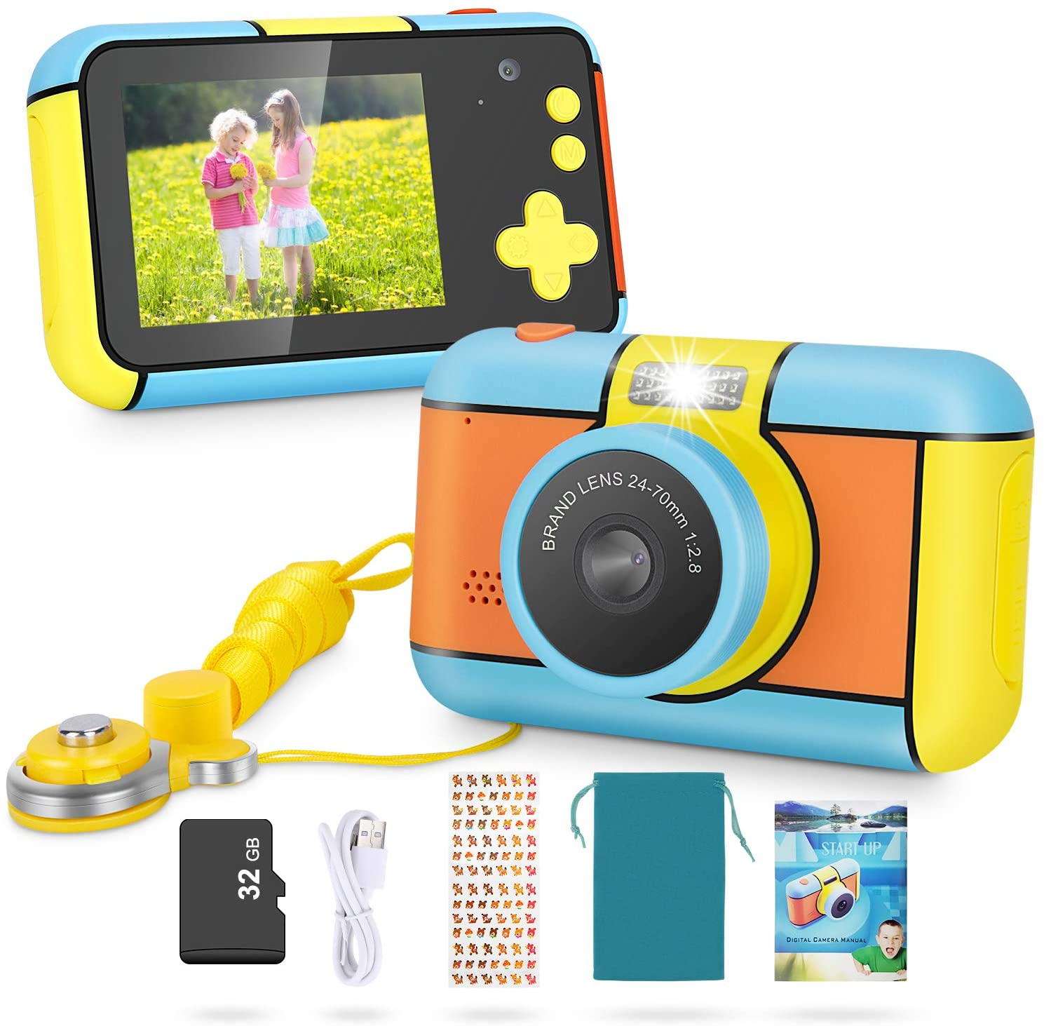 February 2021 VIP Kids Prize: Magicfun Digital Camera for Kids