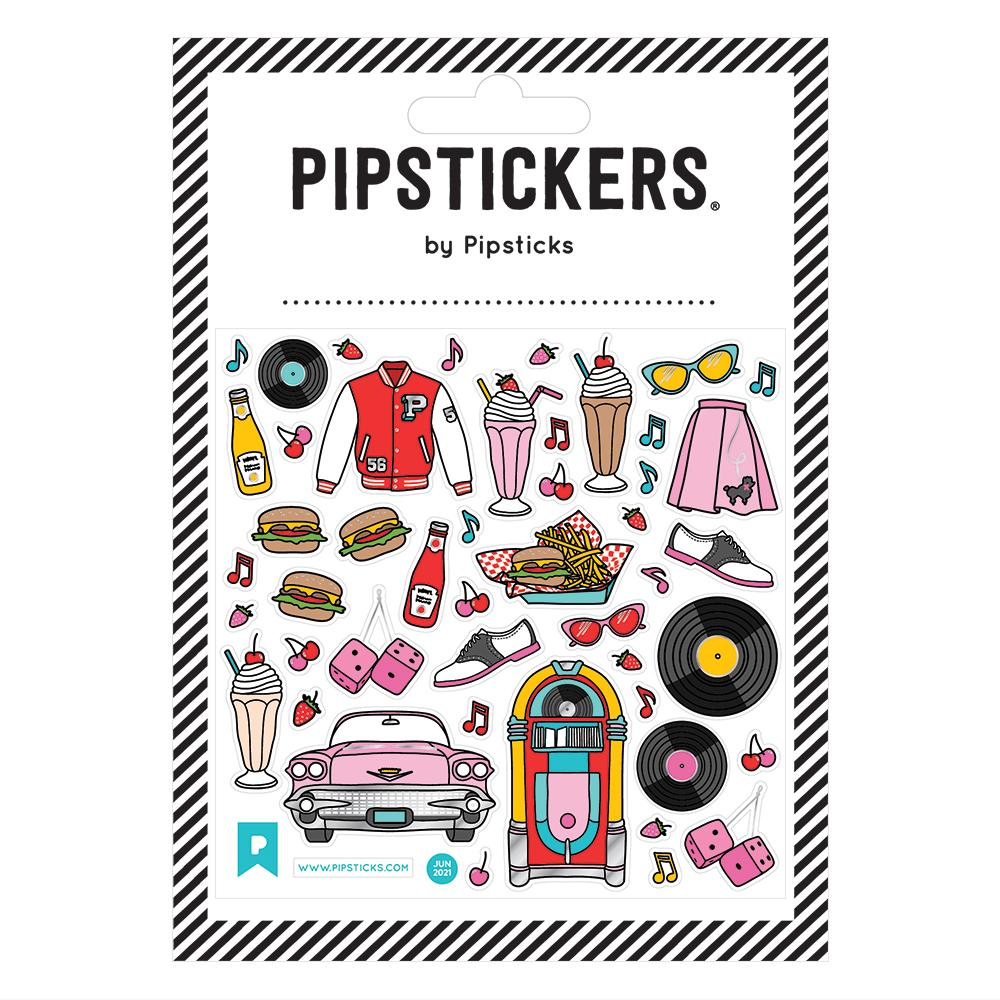 NIFTY 50'S DINER BY PIPSTICKS