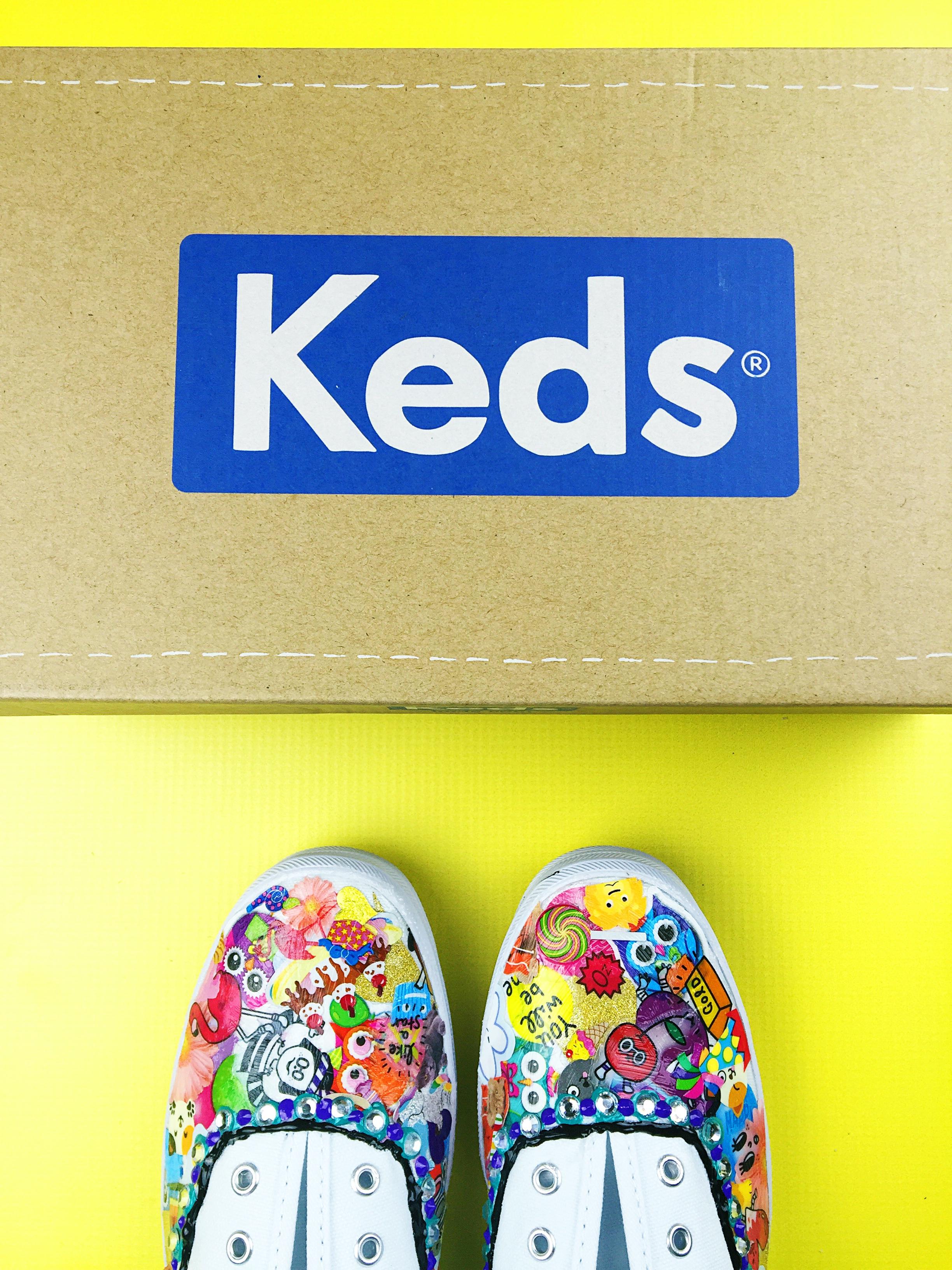 KEDS box