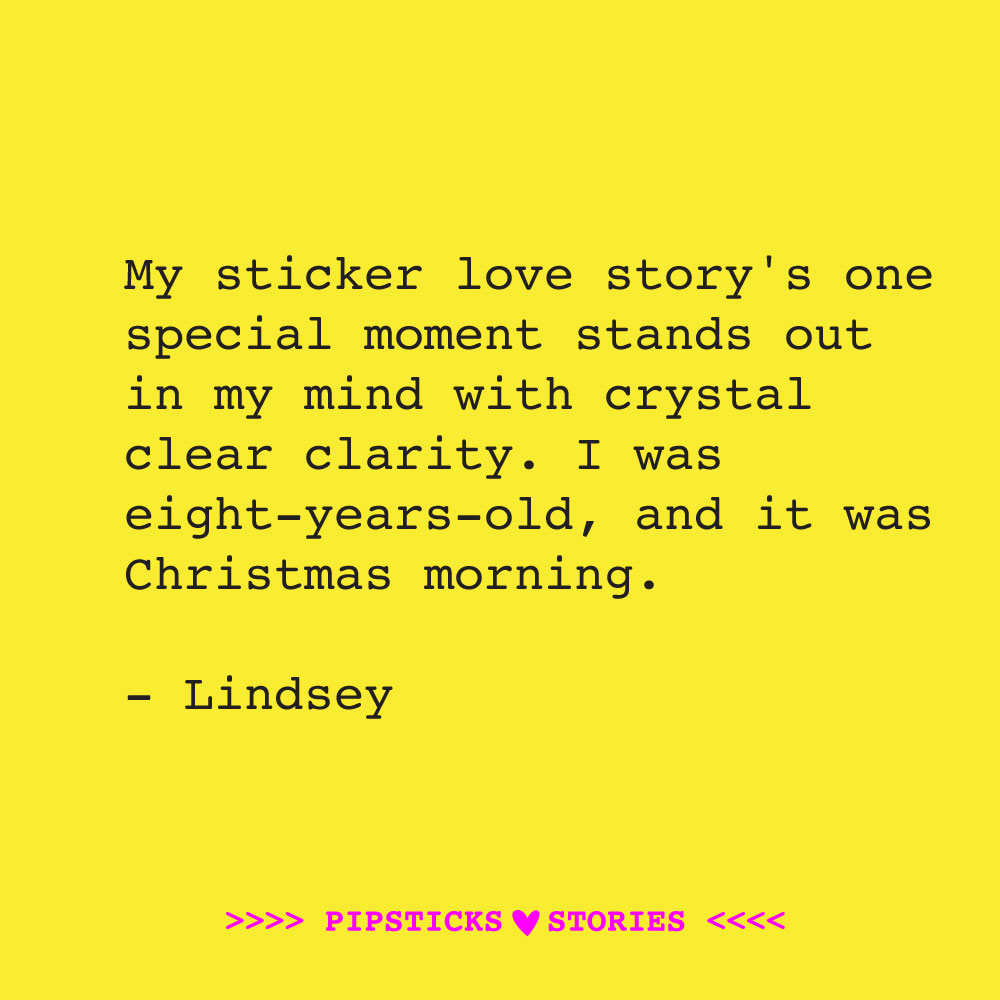 Love story: Lindsey