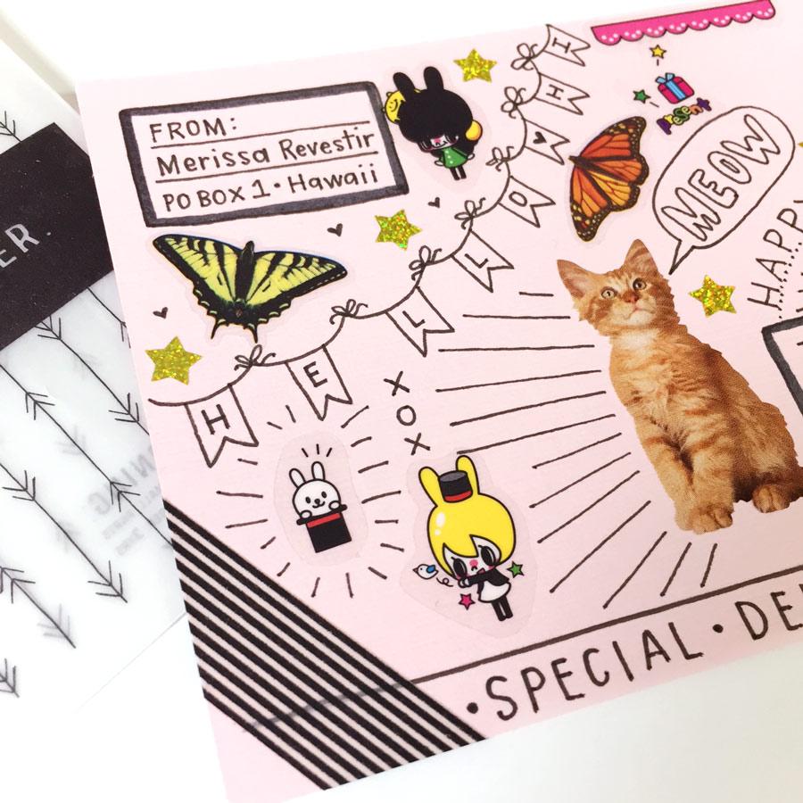 Pink-stickered-envelope-for-Pipsticks-by-Merissa-Nov2015