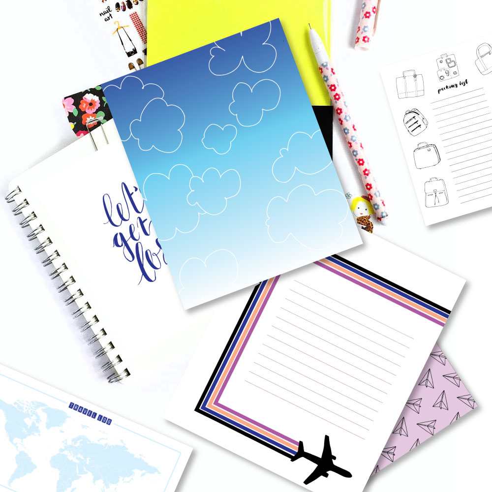 June 2017 Pro Printables Subscription