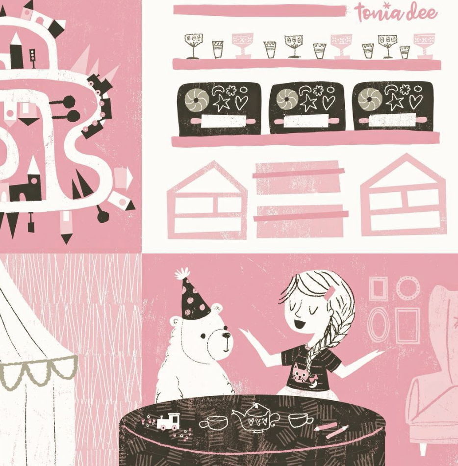 Tonia Dee Illustration