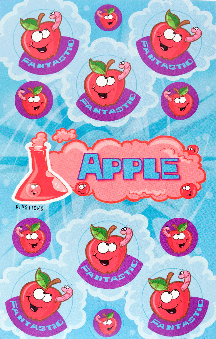 apple-scent_scratch n sniff