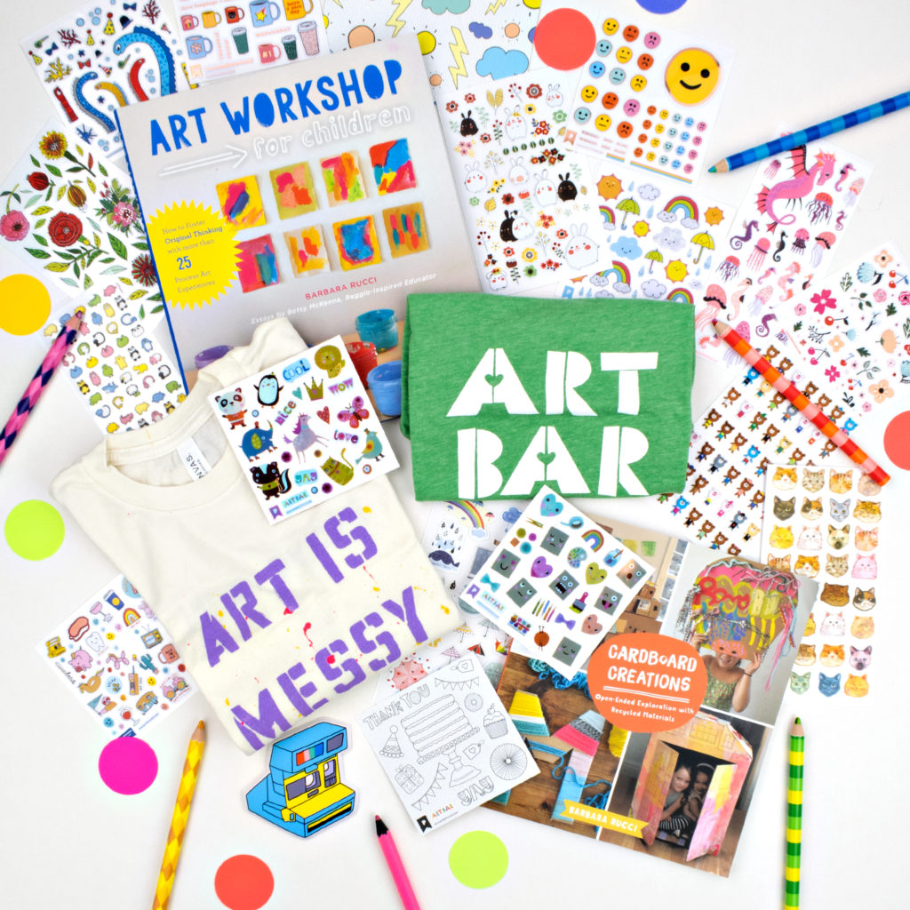 Pipsticks + Art Bar Collab & Giveaway!