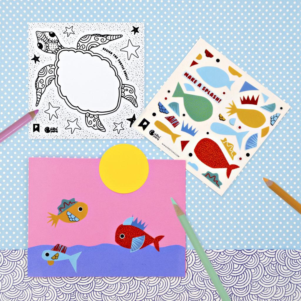 Pipsticks + The Artful Parent Collab & Giveaway