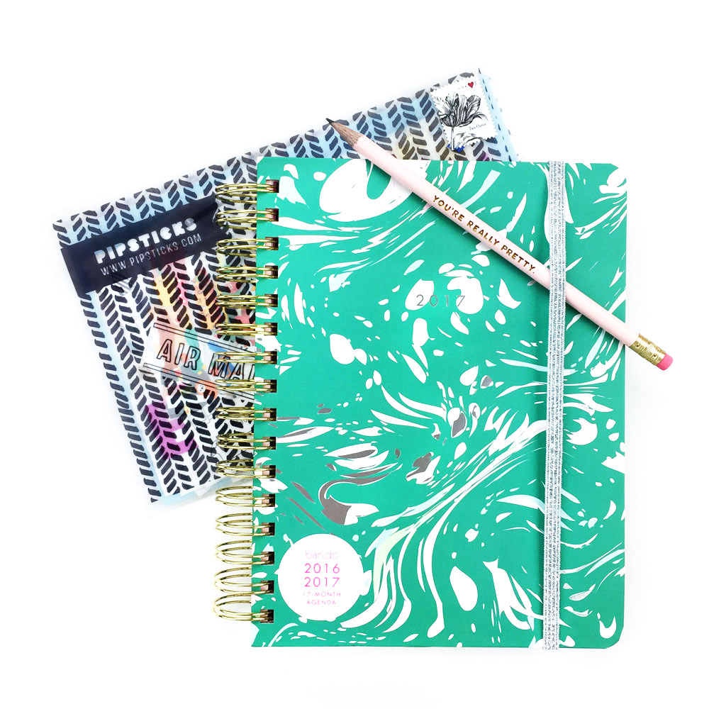Pip Tip Tuesdays & January Planner Giveaways
