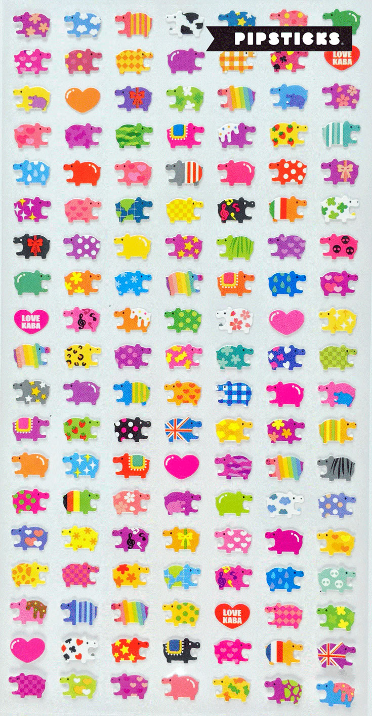 colorful-hippos_735