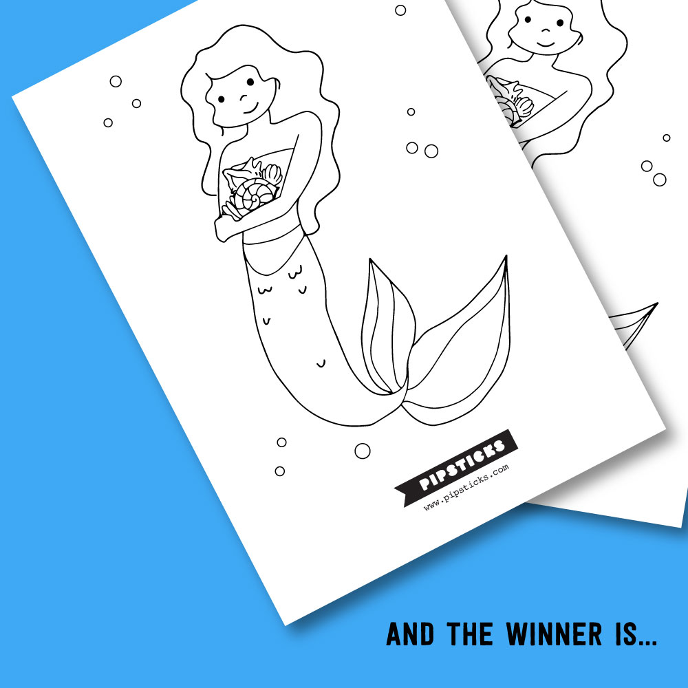 2017 AUGUST KIDS COLORING CONTEST WINNER
