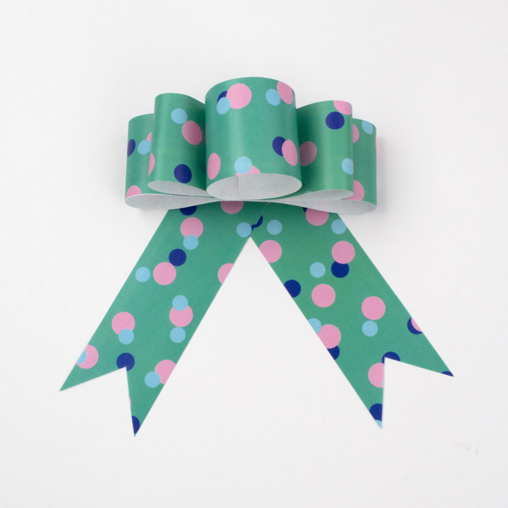 DIY: Easy Paper Gift Bows