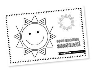 good-morning-sunshine-placemat