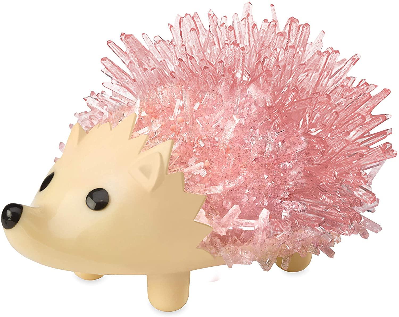 June 2021 Kids Club VIP Prize | Hedgehog Crystals Growing Kit