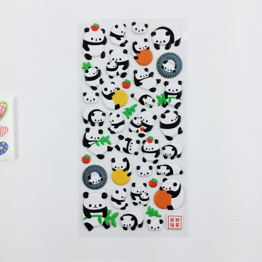 January 2017 Kids Club Stickers!