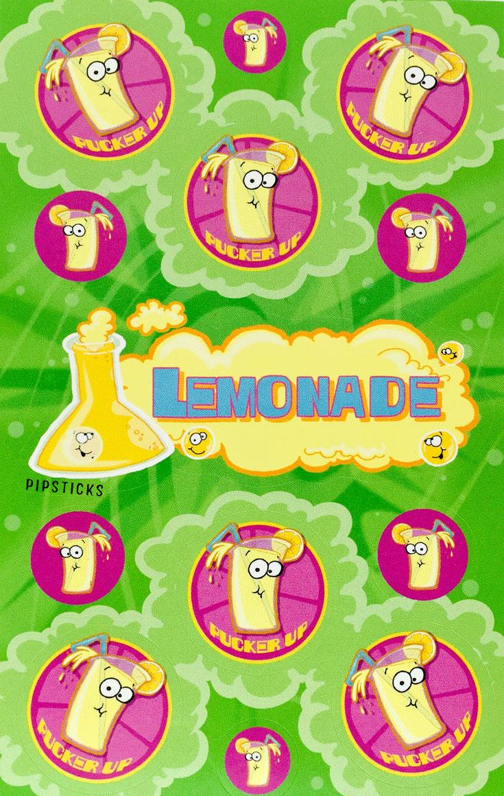 lemonade-scratch n sniff