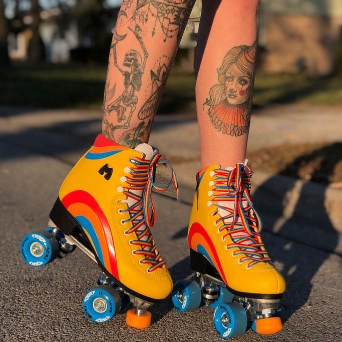 Mox Skates - Ranbows