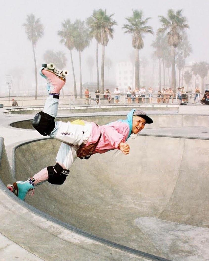 Mox Skates - Bowl shot