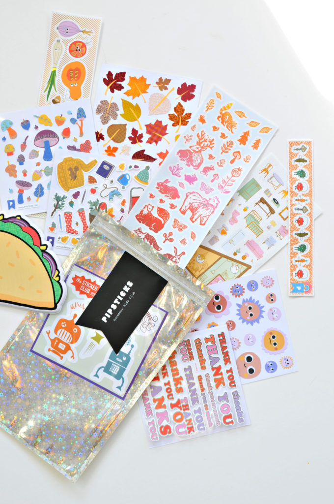Pipsticks + PaperGirl Collab & Giveaway!