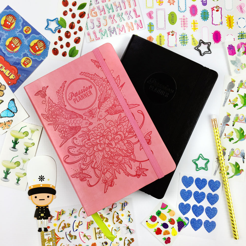 Pip Tip Tuesday & Passion Planner Giveaway