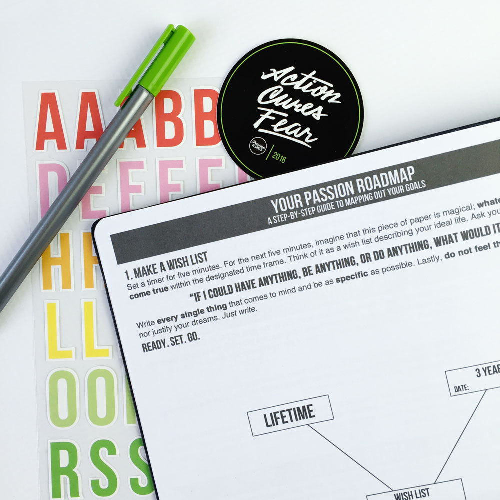 Passion Planner review… Are you ready to get real?
