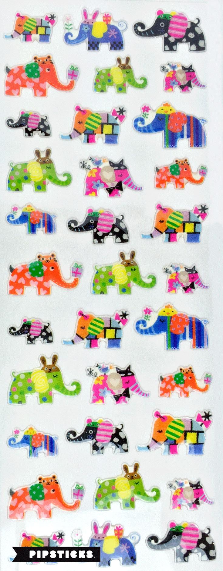 patterned-elephants_735