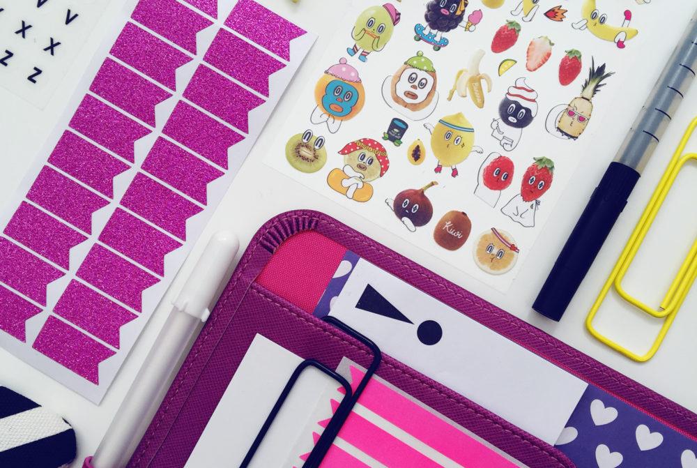 pink-planner_veggie-stickers