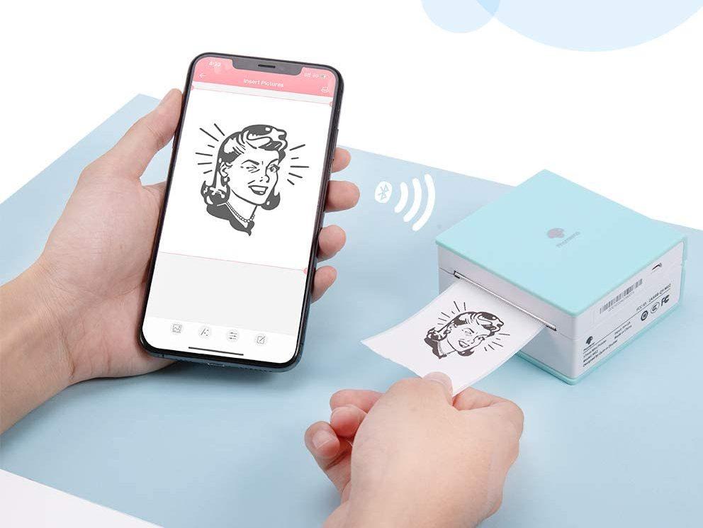Phomemo portable printer