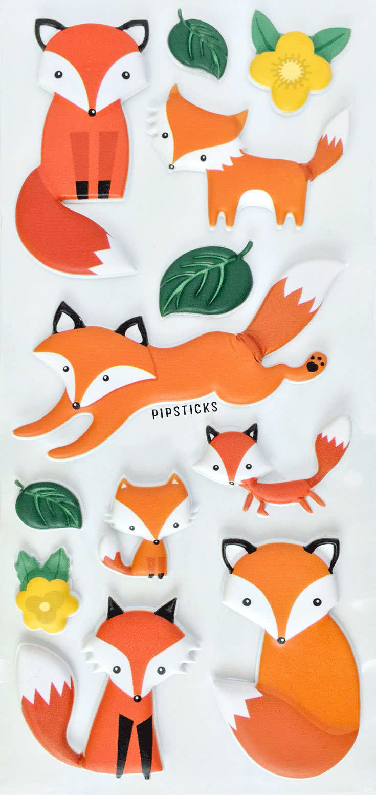 puffy-foxes
