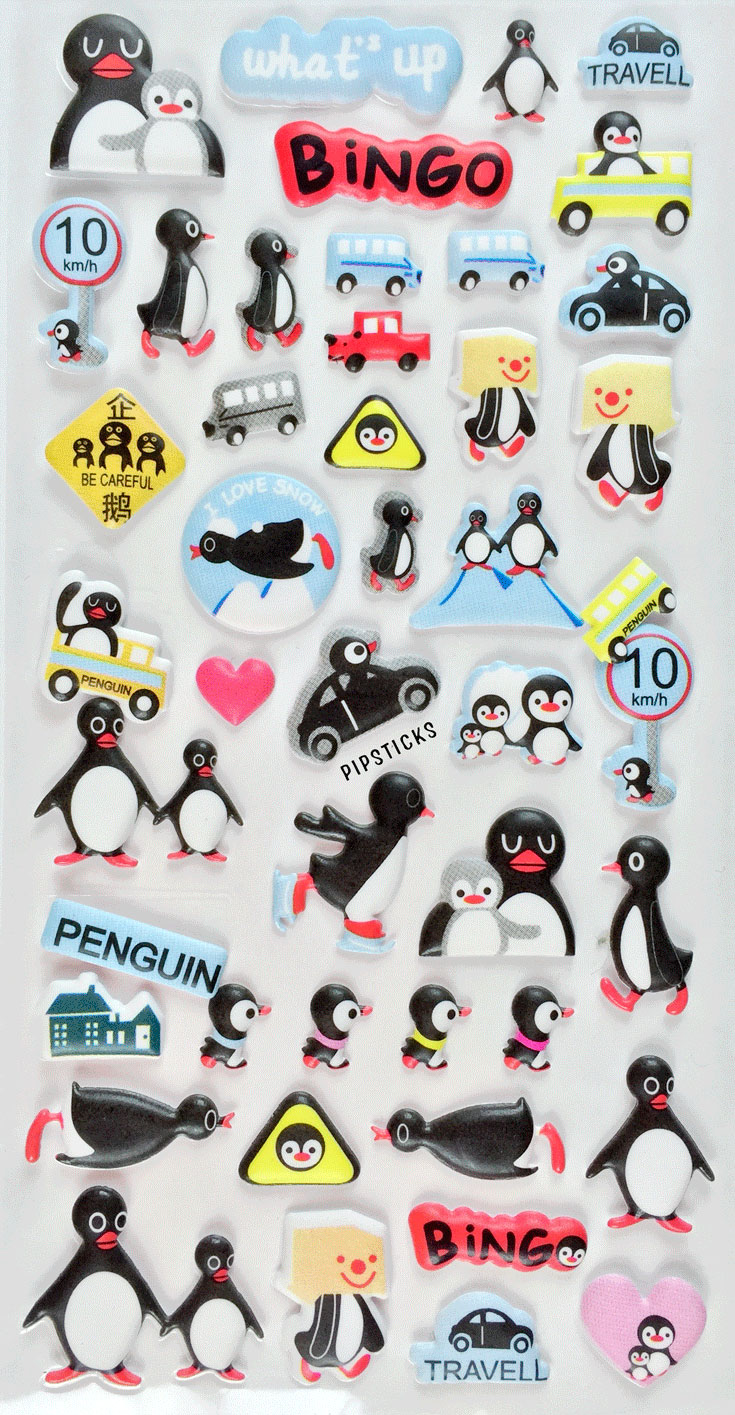 puffy-penguins