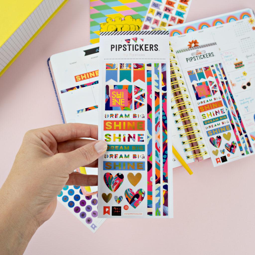 Pipsticks + Sareka Unique Collab