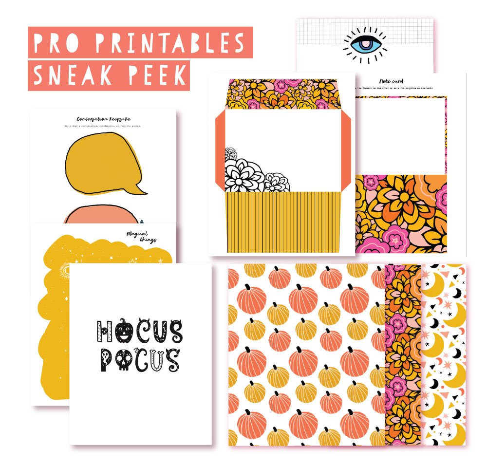 2018 September Pro Club Printables