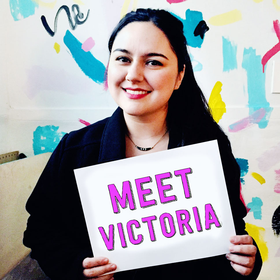 Behind the sticker love: Meet Victoria