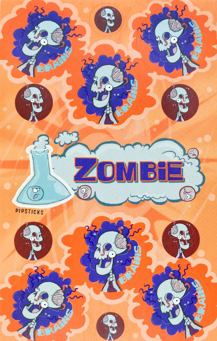zombie-scratch n sniff